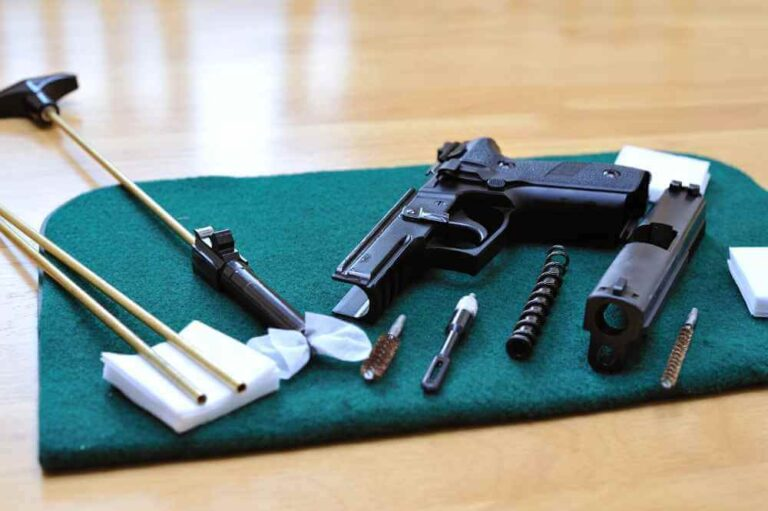 How To Use Gun Cleaning Patches