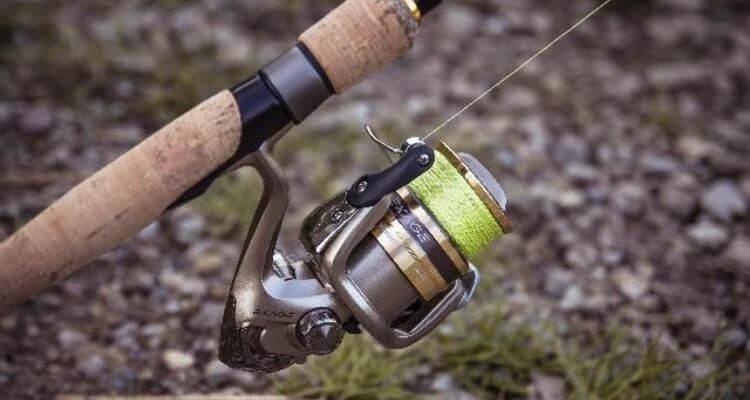 How Much Braided Line Should I Put On A Spinning Reel