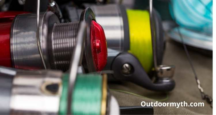 best color for braided fishing line