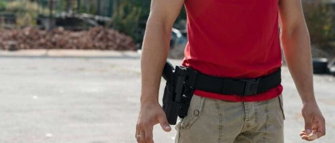 Best Concealed Carry Holsters For Fat Guys