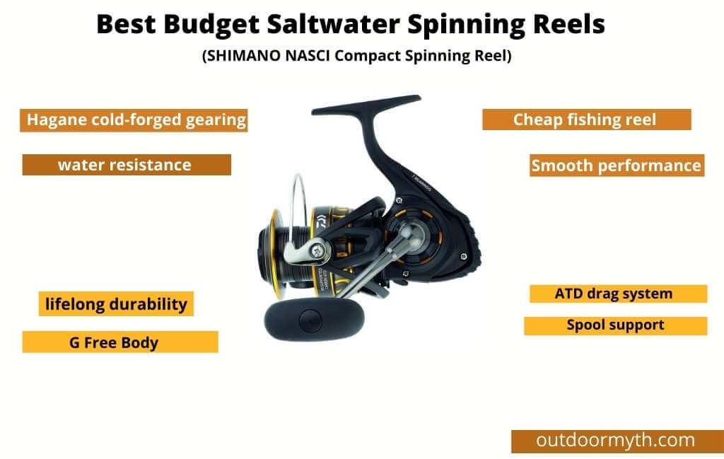 best spinning reel under 100$